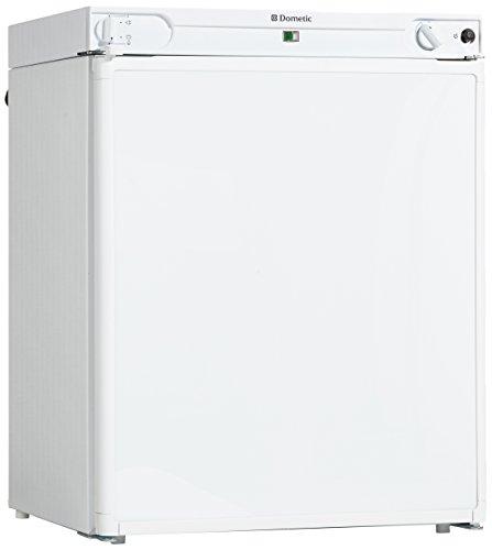 Dometic CombiCool RF62, freistehender Absorber-Kühlschrank, mit Gefrierfach, 54 Liter, Gas-Anschluss 50 mbar, 12 V und 230 V, für Camping und Schlafräume