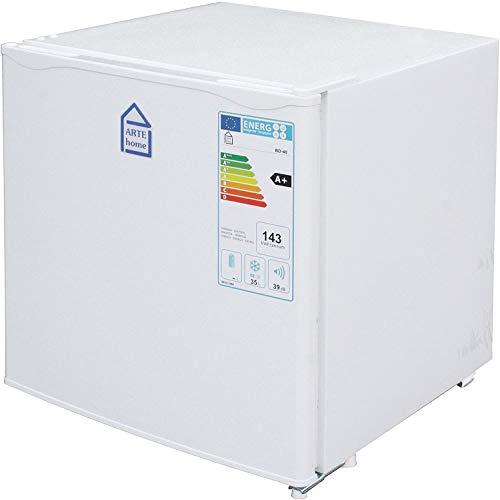 Gefrierschrank von ARTE Home, 35 Liter Gefrierteil, Energieklasse A+, 143 kWh/Jahr, freistehend, Türanschlag wechselbar, Mini-Gefrierschrank, Eisfach, AY 7107