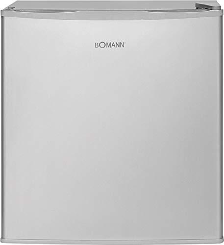 Bomann KB 340.1 Kühlbox 45 L, 99 kWh, stufenlose Temperatureinstellung, Abtauautomatik, inox