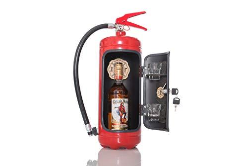Die Minibar für alle Feuerwehrler/Unerlässliches Feuerwehr Zubehör Feuerwehrmann