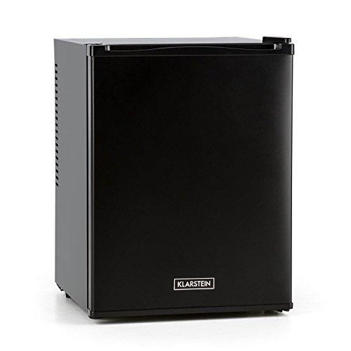Klarstein Happy Hour Minibar Mini-Kühlschrank Getränkekühlschrank (32 Liter Volumen, 33 dB geräuscharm, 5-stufiger Temperaturregler) schwarz