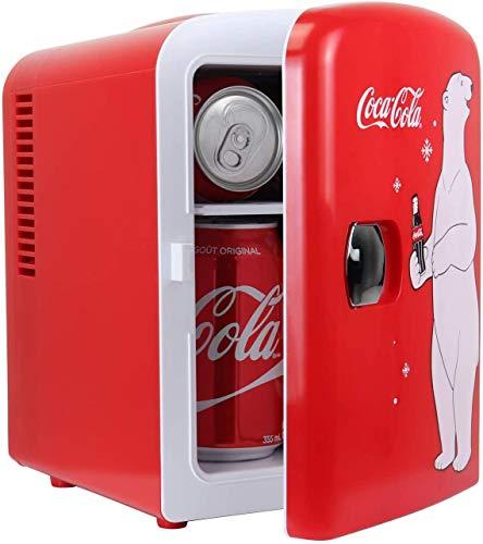 Coca-Cola-KWC4-Mini-Kühlschrank