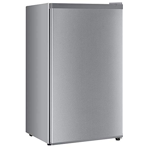 Yuna Kühlschrank 0* Eisfach 91 L silberfarben
