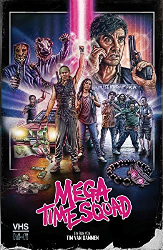 Mega Time Squad (Limited Retro Edition im VHS-Look) (exklusiv bei Amazon.de) [3 DVDs]